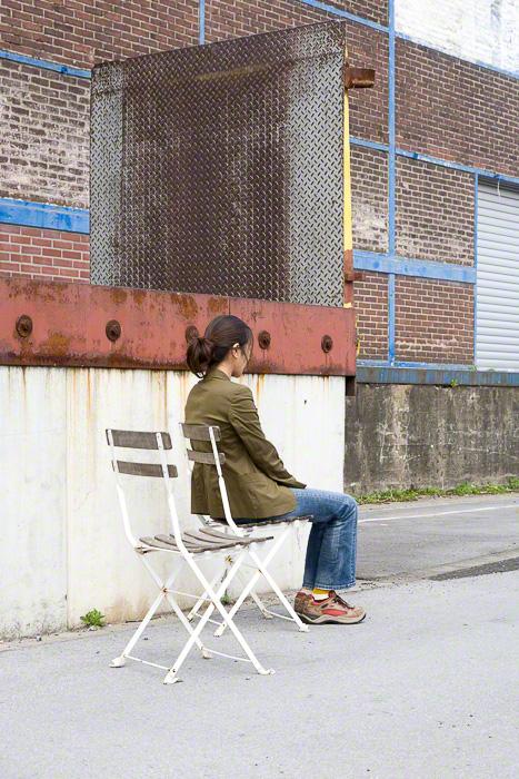 Stuhl für Mutige - Büro für Vieles
