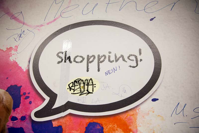Shopping No